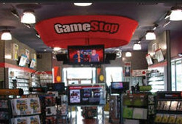GameStop Store Floor