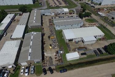 Global Compressor%27s Houston service repair center