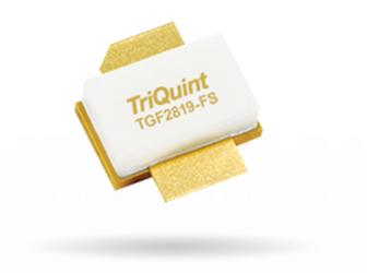 100W, 32V, DC-3.5 GHz Power Transistor: TGF2819-FS Datasheet