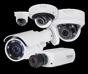 IP Cameras Portfolio