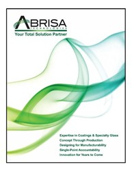 Abrisa Technologies Publishes New Brochure Your Total Solution Partner