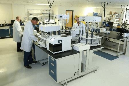 Avista Pharma Solutions Completes Expansion Of Analytical