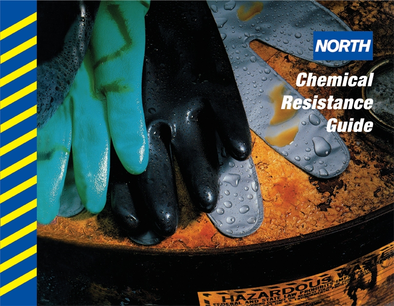 Chemical Resistance Guide For North Safety S Chemical