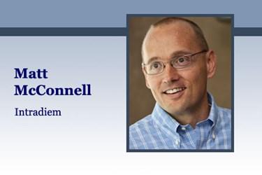 Matt McConnell, CEO for Intradiem