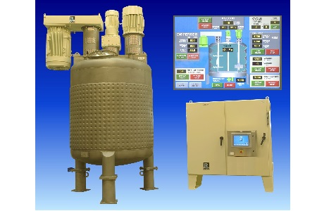 Multi-Shaft Mixers Ideal For Large Scale Processing Of