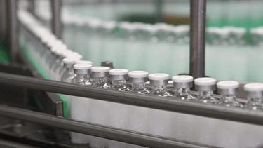 bottles drug manufacturing
