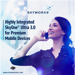 Skyworks Unveils SkyOne® Ultra 3.0