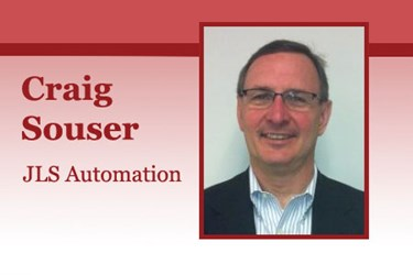 Craig Souser, President/CEO, JLS Automation