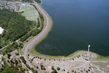 Hunter Water Grahamstown dam