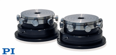 PI Offers New X-Y-Tip-Tilt Stage For Rotary Air Bearings