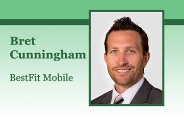 Bret Cunningham, President, BestFit Mobile