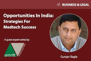 Medtech Innovations For Diagnostics In India