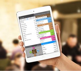 TouchBistro screen shot