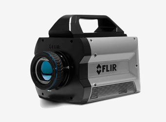 High-Speed Science-Grade MWIR Camera: FLIR X8500sc