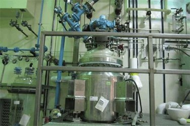 Used 30 Gal Pfaudler Glass Lined Reactor