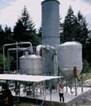 Leachate Evaporation System