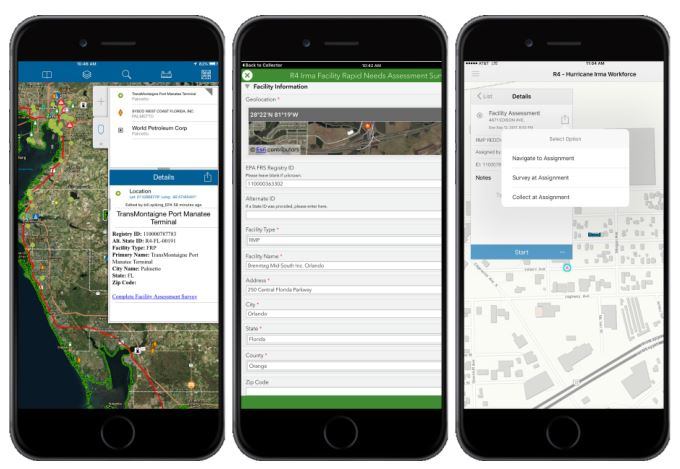 Mobile Devices With ArcGIS Online
