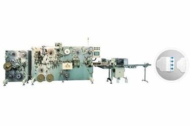 Adhesive Bandage Manufacturing Systems