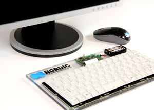 Nordic Semiconductor Demonstrates World's First Bluetooth Low Energy