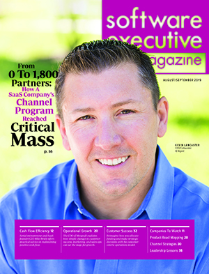 Software Executive Magzine