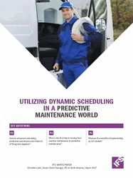 Predictive Maintenance Dynamic Scheduling