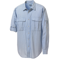 gI_107283_IS-SUN1 MenGÇÖs Field Shirt Blue_1750