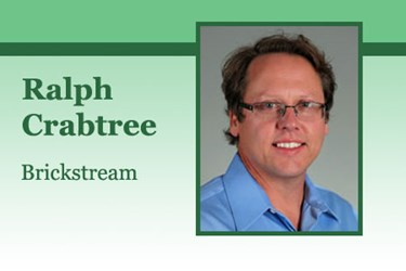 Ralph Crabtree, CTO of Brickstream