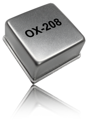 Oven Controlled Crystal Oscillator: OX-208