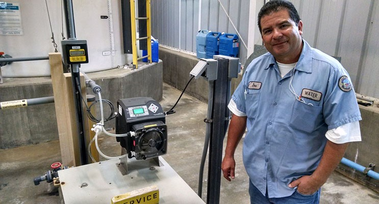 Peristaltic Pumps Reduce Operating Costs