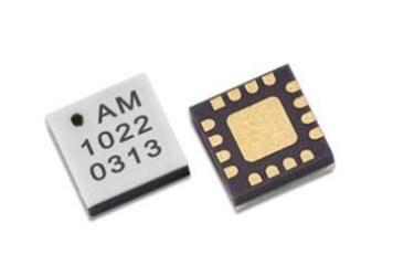 20 MHz to 8 GHz Gain Block Amplifier: AM1022
