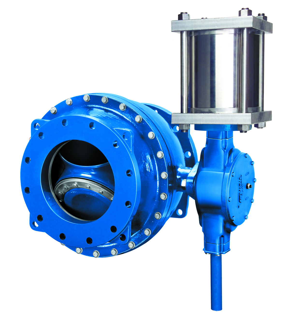 Val matic introduces ener g™ resilient seated ball valve