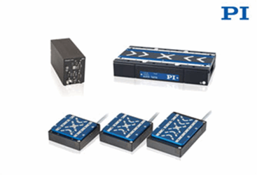 New Linear Motor Stages With Magnetic Direct Drives And New Motion Controller From PI