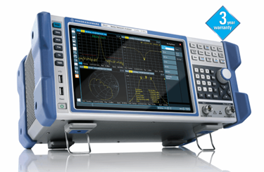 3-In-One All-Rounder Vector Network Analyzer: R&S®ZNL