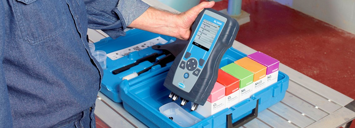 SL1000 Portable Parallel Analyzer™ (PPA) Platform