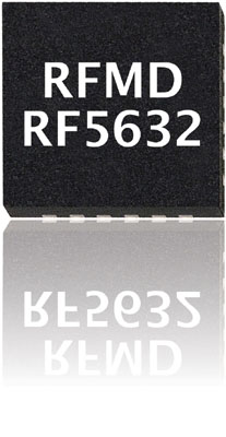 RFMD Unveils High-Performance 2 3 To 2 7 GHz Power Amplifier IC For