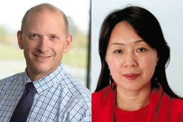 Michael Blackton, Vice President QA CMC at Adaptimmune ; Jiwen Zhang, VP, Regulatory Affairs at Passage Bio