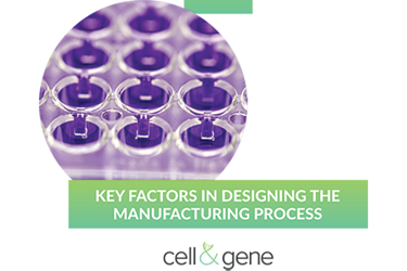 Key Factors in Designing the Manufacturing Process