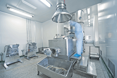 Pharmaceutical-Production-Line
