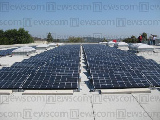 Cenergy Power Commissions Solar System For Enaqua