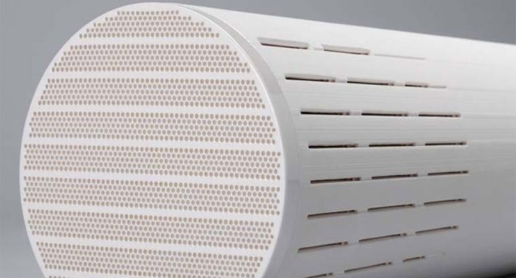 Ceramic Membranes Offer High Performance, Long Life, And Lower Operating Costs For Water Treatment