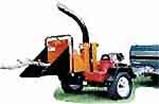 Hydraulic Feed Chipper