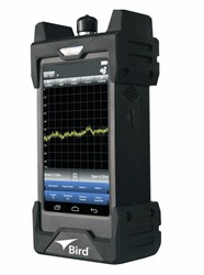 Hand-Held Spectrum Analyzer: SignalHawk SH-42S-TC