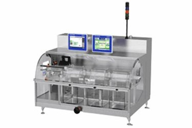 XS2 MV Checkweigher