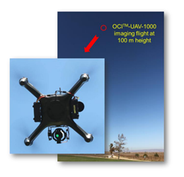 Aerial Hyperspectral Imaging By BaySpec OCI™ Hyperspectral Imagers