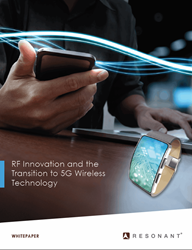 RF Innovation And The Transition To 5G Wireless Technology
