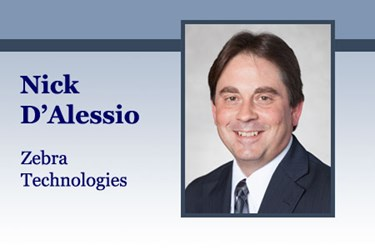 Nick D'Alessio, Global Retail Solutions Development Manager, Zebra Technologies