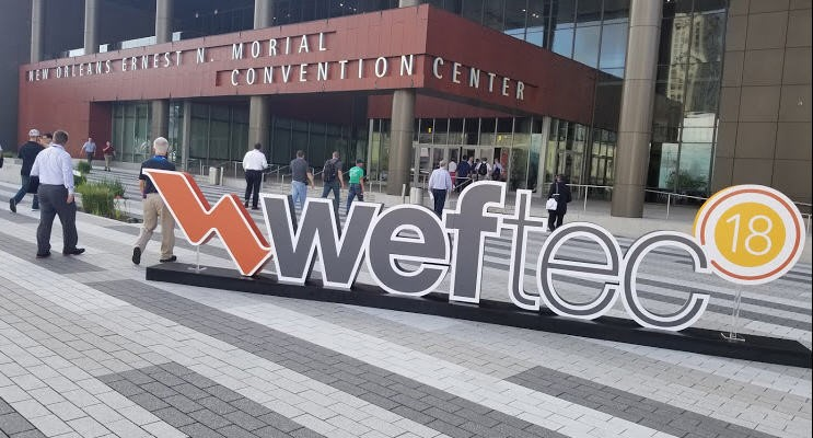 Manufacturer's Representatives Attend In Force At WEFTEC 2018
