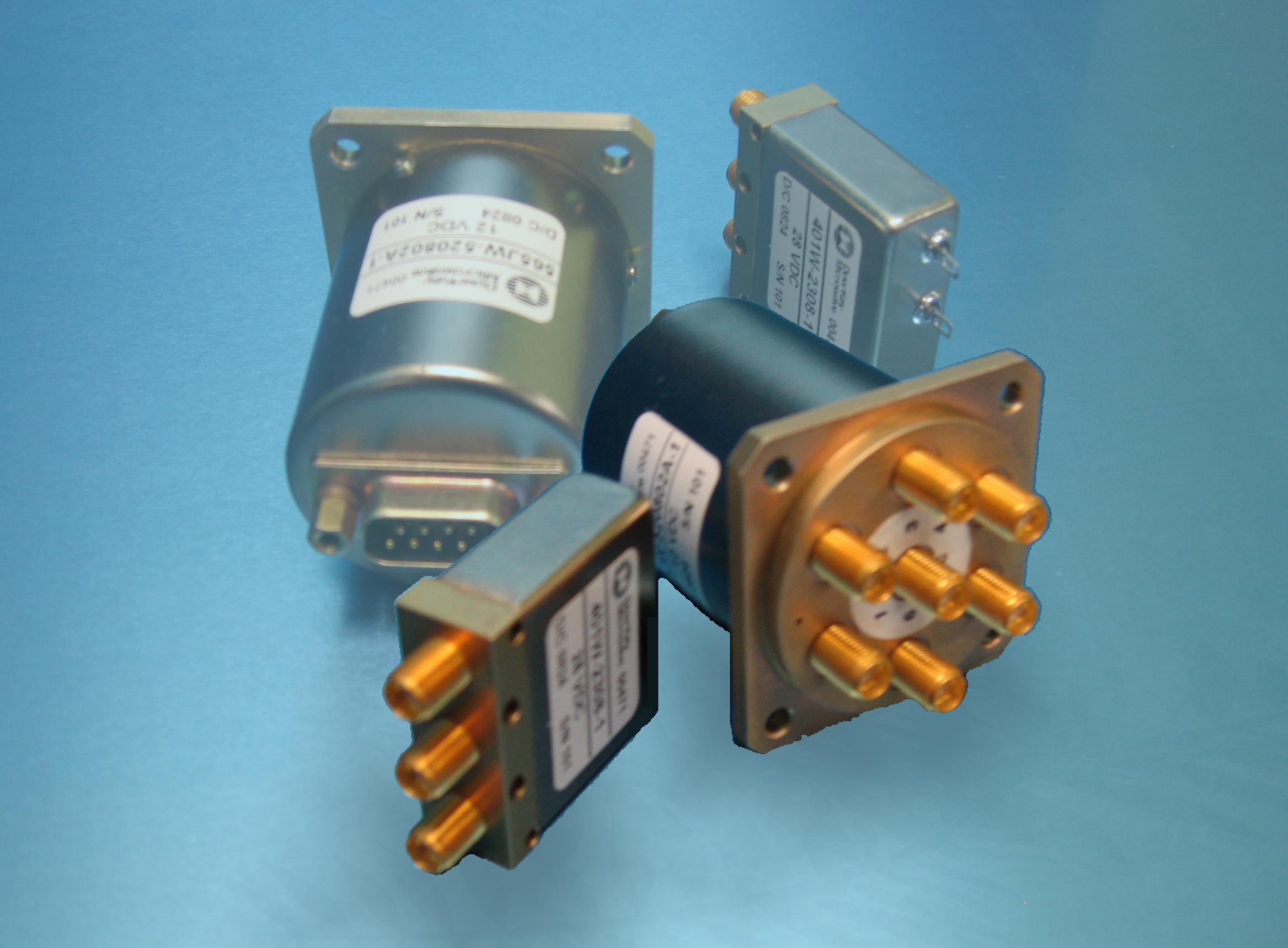 Low Pim Rf Switches