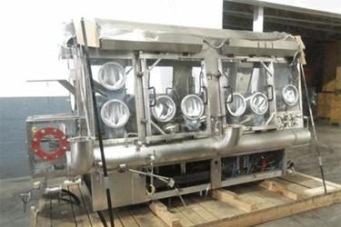 Bausch+Stroebel Vial Filling Line, Model WDS1000S