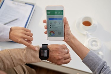 Wearables mHealth